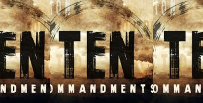 "Dilemma 2 – ""The Commandments"""